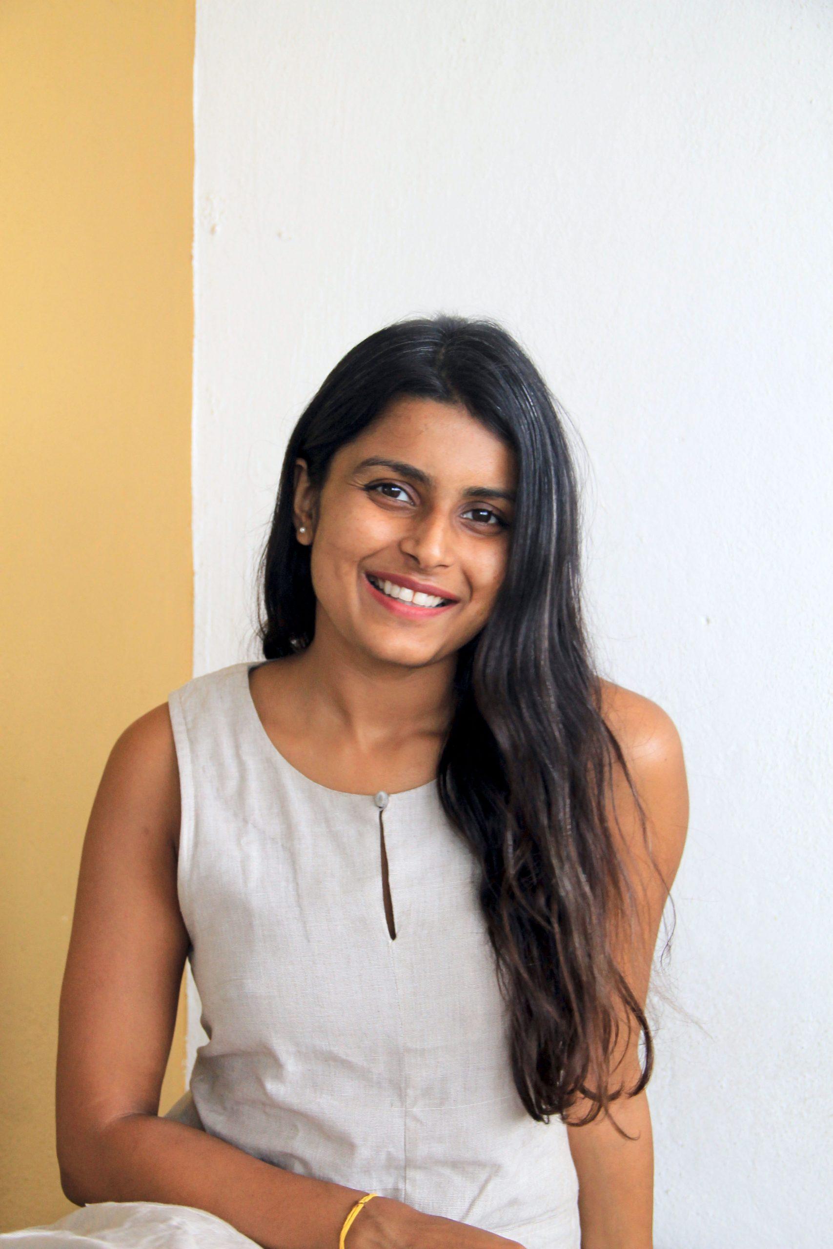 About Samyukta Kartik