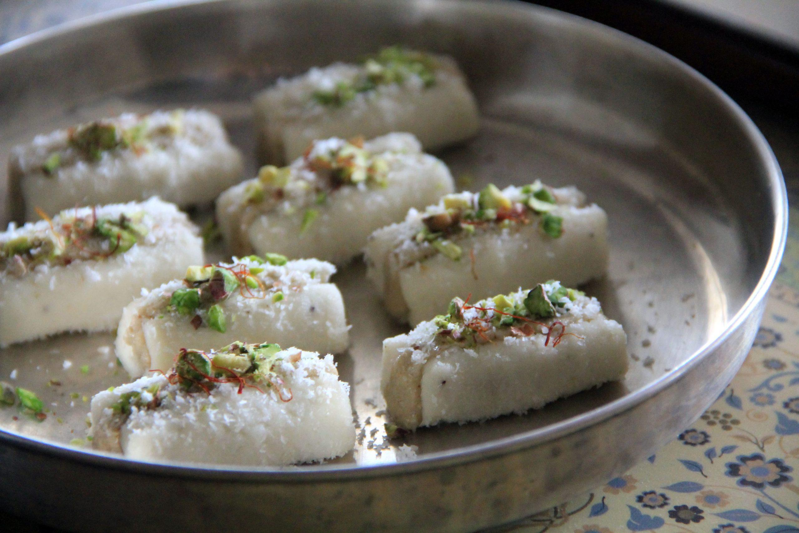 Vegan Malai Chum Chum